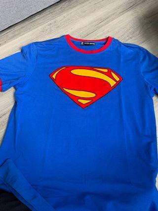 🚚 Superman Tshirt
