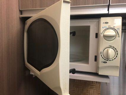 微波爐$90
