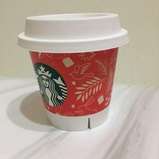 星巴克 太妃糖 starbucks pudding cup toffee 季節限定 小盆栽