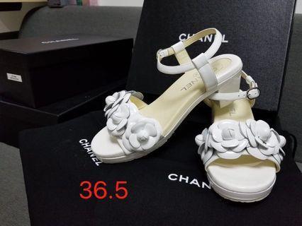 Chanel涼鞋36.5