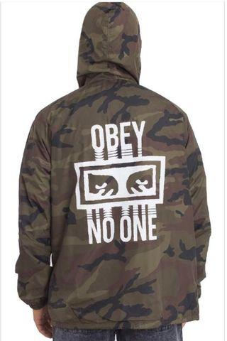 Obey No One Outerwear