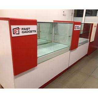 1 set of Cashier Counter