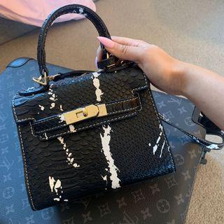 August Reign Boutique Handbag