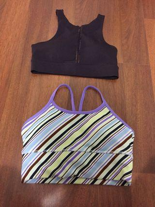 2 for $10 Cotton On Body Crop Top size S