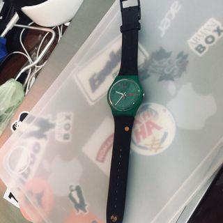 Swatch 數字錶