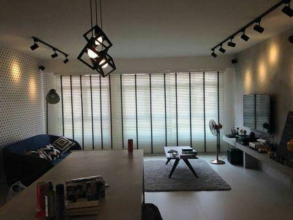 🚚 Curtain/blinds