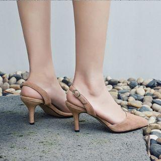 Brand New Slingback Heels