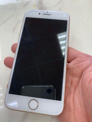 🚚 香檳金 apple iphone8 64G 4.7吋