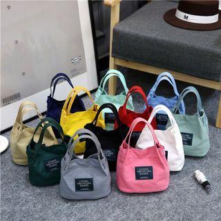 Korean Fashion Premium Canvas Sling Bag