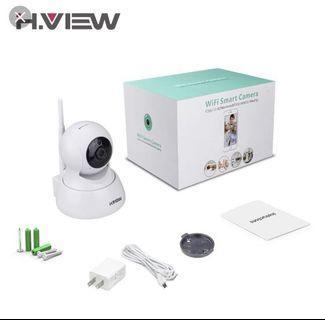 720P Wireless IP Camera