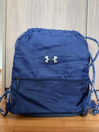 🚚 Under Armour Drawstring Bag
