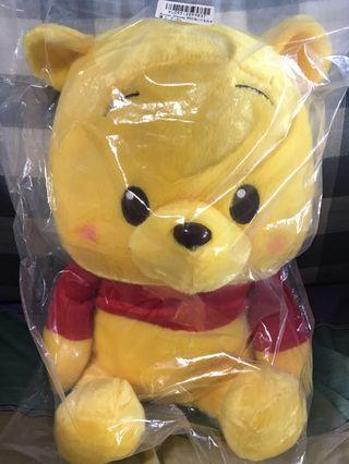 (送禮收藏👍🏻)Toreba Winnie the Pooh 公仔