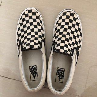 Vans Slip On Checkerboard ORI