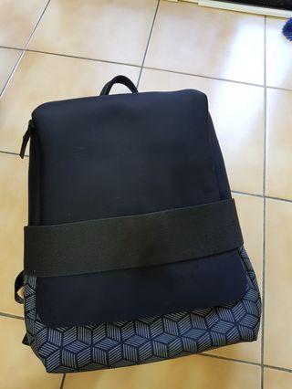 Adidas Y3山本耀司Y-3 small Qasa backpack