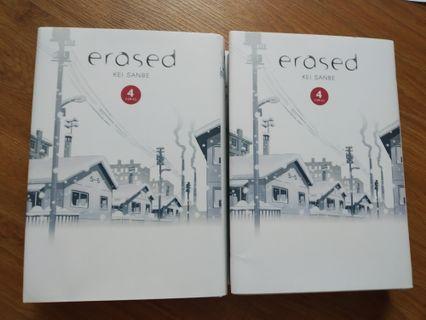 Buy or swap- erased vol 4
