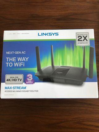 Brand New Linksys AC2600 Router