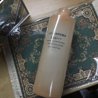 🚚 無印良品平衡修護化妝水(保濕型)