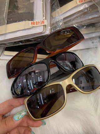 出口防UV眼鏡$10/3副