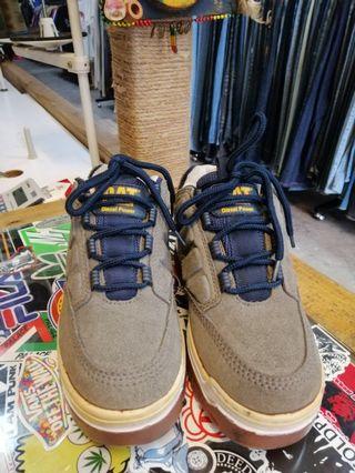 Kasut But Caterpillar CAT Boots Shoe