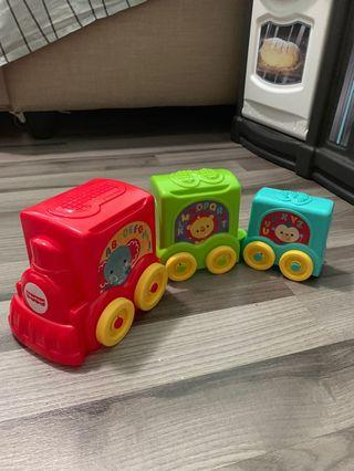 Lelong sale: Fisher Price Train