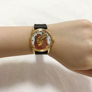 🚚 Lion King Watch
