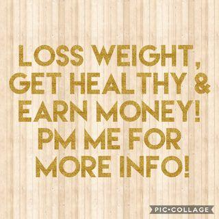 🚚 Loss Weight, Get Healthy & Earn Money!