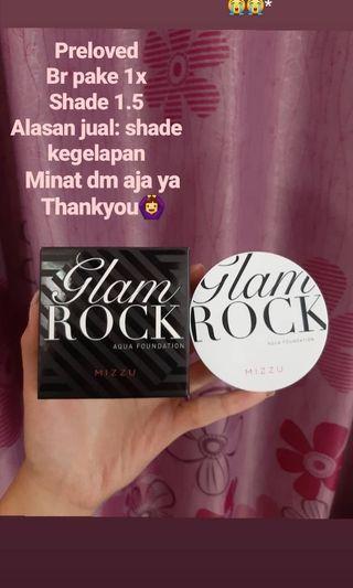 Mizzu Glam Rock Cushion