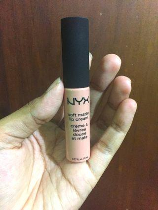NYX Soft Matte Lip Cream SMLC16 Cairo