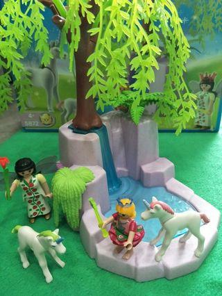 Playmobil Fairytale Unicorn Playset