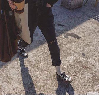 🚚 正韓,破牛仔褲✨