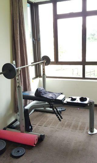 AIBI Gym Ultra Bench B-800
