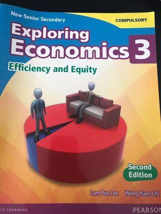NSS Exploring Economics 3(Efficacy and Equality)