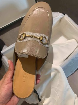 5fc894289 GUCCI PRINCETOWN LOAFER MULES