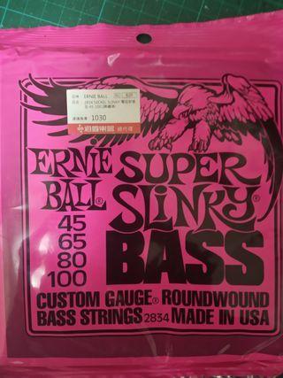 ERNIE BALL bass strings貝斯弦
