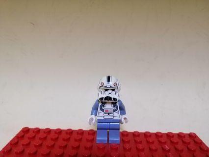 Lego 8096 starwars clone pilot