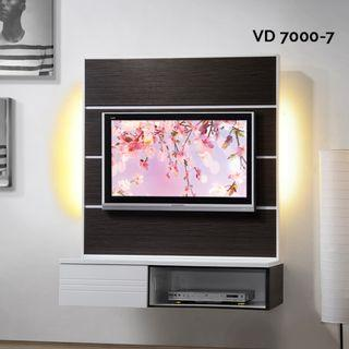 VD7000-7 4ft Feature Wall TV Cabinet Warehouse56