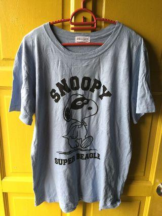 Tshirt SNOOPY