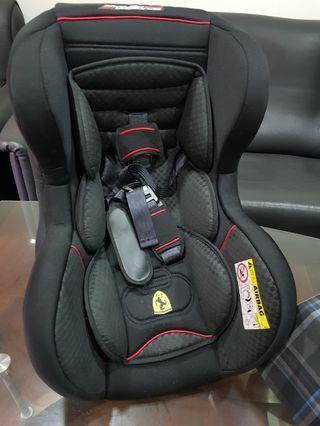 法國Scuderia Ferrari雙向法拉利嬰兒安全座椅0~5歲