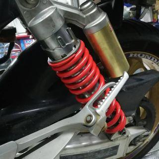 3rd Batch Xtreme Front fork Spring and Rear spring for CB400 Bol'dor