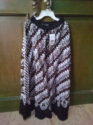 Rok Batik Panjang