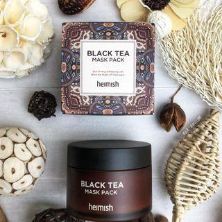 Heimish Black Tea Mask Pack 110 ml #ENDGAMEyourEXCESS