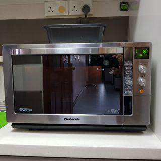 High end oven with steam plus - Price drop