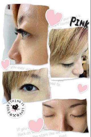 $488「迷人雙眼」日韓式3D植睫毛-灣仔(自然逼真 濃密 娃娃眼,另有脫毛,FACIAL,RF,等)