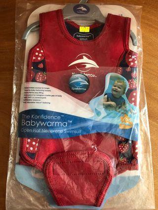 The Konfidence babywarma bb游泳保暖衣 bb泳衣