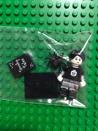 Lego人仔 71013 series 16 Spooky Boy