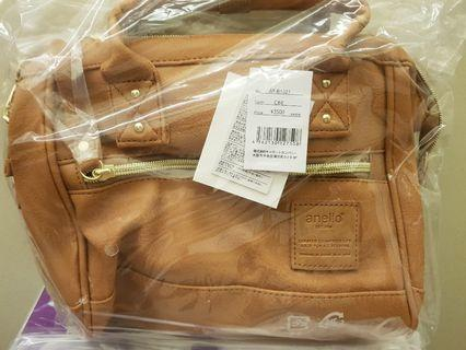 🚚 Authentic Anello Leather Bag