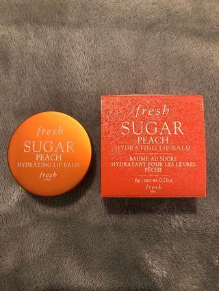 Fresh Sugar Peach Lip Balm
