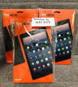 🔥 Amazon Fire HD 10 Tablet Black 32gb SEALED BOX