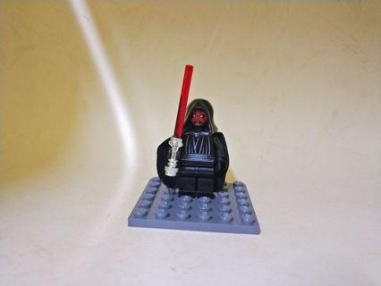 Lego Starwars Darth maul