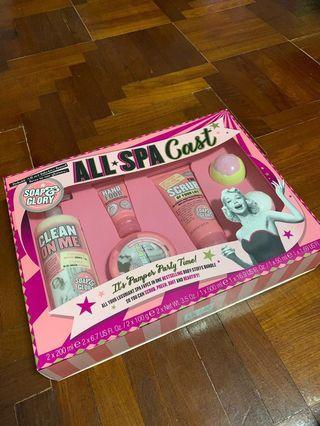 Soap & Glory - All Spa Cast Set